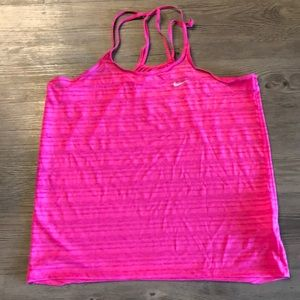 Nike Dri-Fit workout tank top